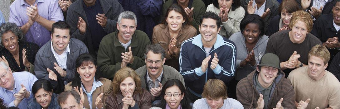 Gruppenbild Helfer